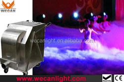 Hot !!! Wholesale pro 3000W Dry ice pelleting machine for wedding concert show disco party bar club