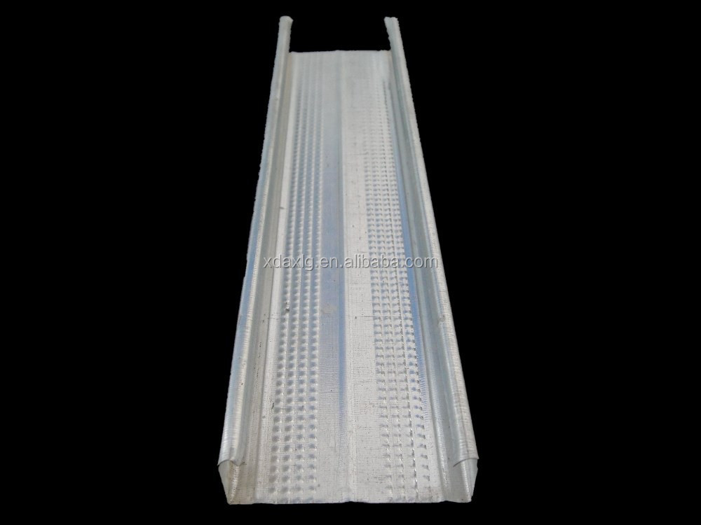 HEBEI gypsum ceiling channels for Ceiling and Drywall