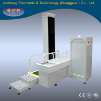 X-ray machine, full body x-ray scanner