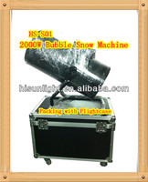 2000W Bubble Snow Machine, Artificial Snow Effect maker for Stage/ Entertainment/ Amusement
