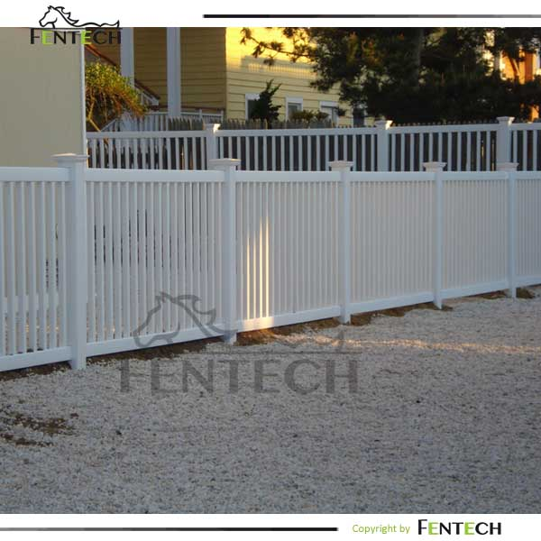 High quality customzied chain link plastic garden fence