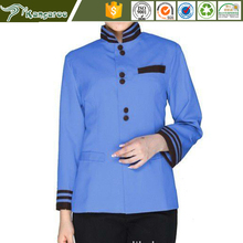 Women's Autumn & Winter Use Hotel Cleaner Purifier House Keeper's uniform