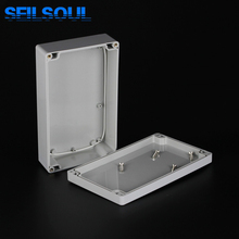 Seilsoul High efficiency Price 200x120x56mm Size Shallow Cover IP65 Protection Standard Junction Boxes