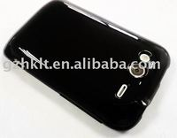 Soild TPU Skin Soft Gel case for HTC WildFire S A510e