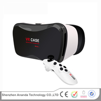Shenzhen Ananda Technology new product vr 3d glasses virtual reality Fast shipping