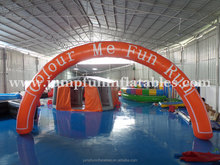 Sport events Inflatable Finish Line/Start Line Advertising Inflatable Arch air tight TOP quality sale