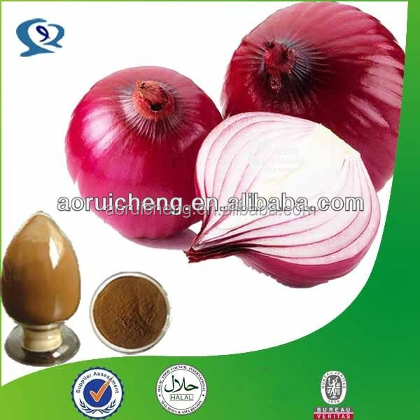 High Quality Natural Onion Extract Quercetin