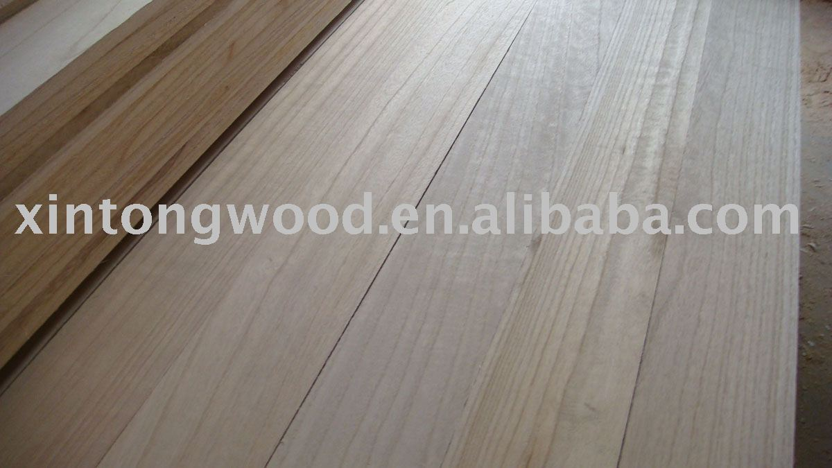 wood plank wood timber--paulownia wood