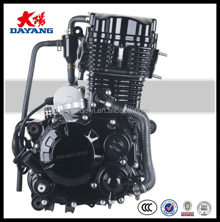 1 Cylinder 4 Stroke Water-Cooled Lifan 250cc Scooter Tricycle Engine