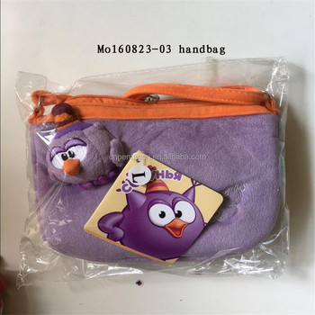 2016 OEM factory supply cartoon small handbag Promotion bag