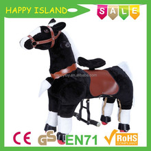 HI hot selling mechanical horse toys,toys stick horses for sale,toy horse for kids