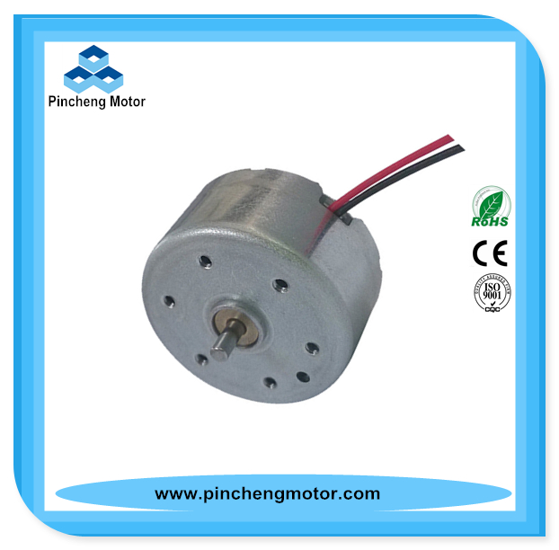 Hot sale RE-260 low voltage 1.5v dc electric motor made in china