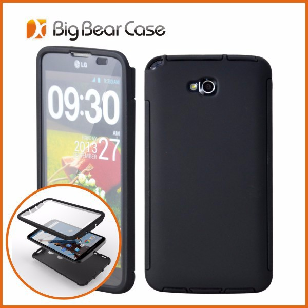 Shockproof back cover case for lg g pro lite dual d686