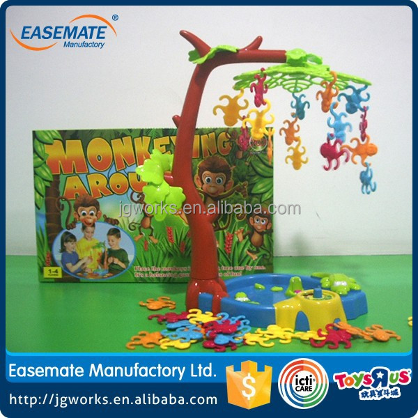 table game monkeys swing toy ,falling monkey game