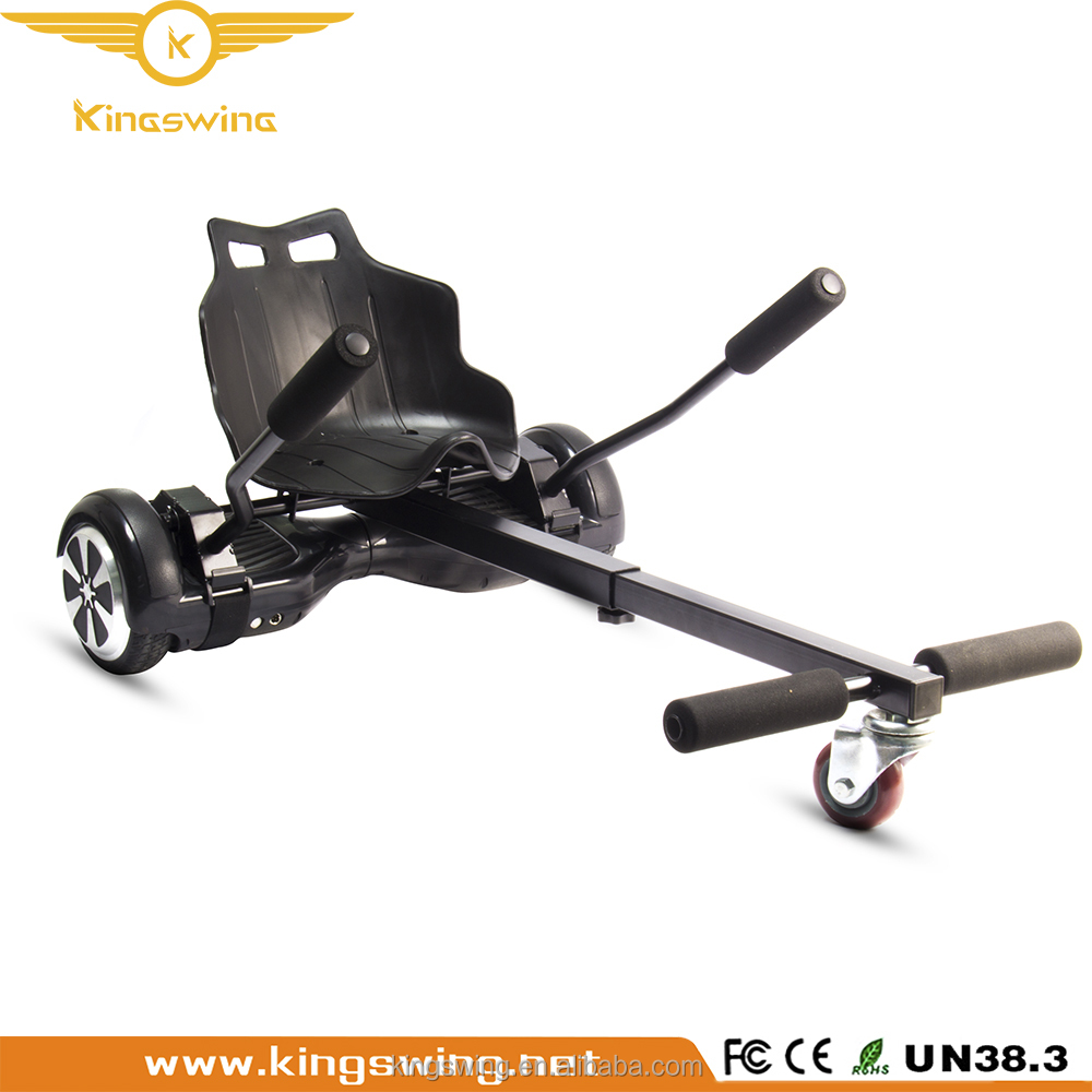 CE 2016 Factory Newest 6.5/8/10 inches 2 Wheel Smart Balance Electric Scooter Hoverkart Bracket Comfortable Seat Hoverkart Frame