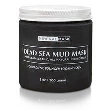 Private label Natural Dead sea mud mask for face Deep Cleaning Moisturizing