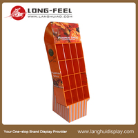 Commercial Furniture cd counter display cardboard