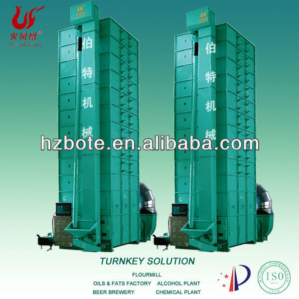 China manufacturer digitization control corn dryer with A Discount