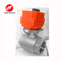 220v CTF-001 10nm ss304 BSP thread electric water shut off valve