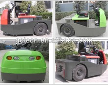 electric mule, Tractor Vehicle with trailer, power buggy used in warehouse