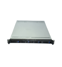 1U nas case ITX for server