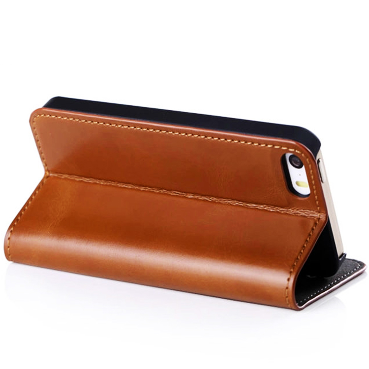 creative leather cell phone case for iphone5s