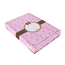 Customized Handmade Packaging Clothes Gift Box