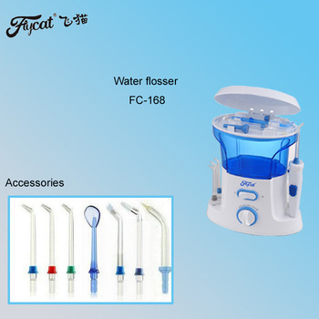 Hot Sale China Cheap ABS OEM Waterproof Recharge water flosser/water tooth pick/dental floss For Child and Adult