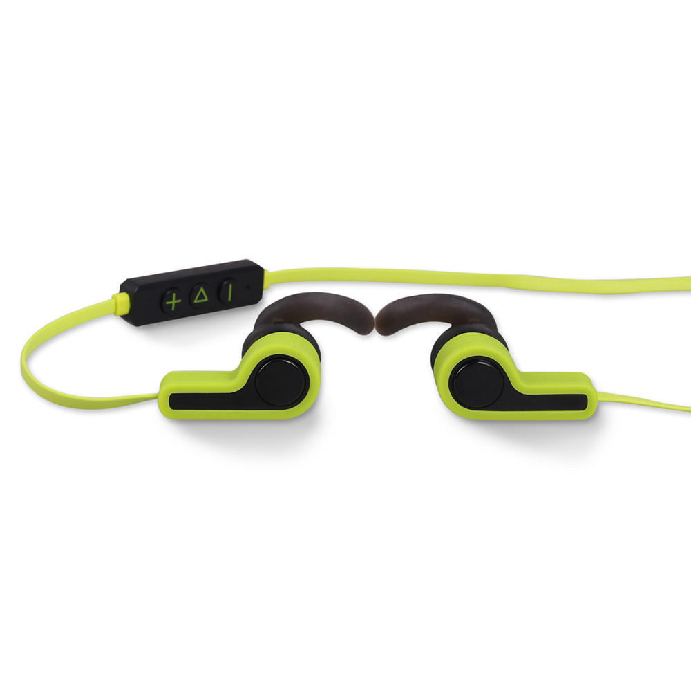 Stereo handsfree sports bluetooth mobile headset sweatproof earphones wireless
