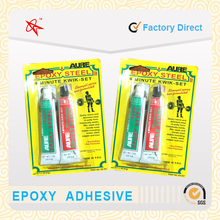 High quality fast and strong Epoxy Steel 4 MINUTE quick set steel epoxy Glue support OEM with your brand