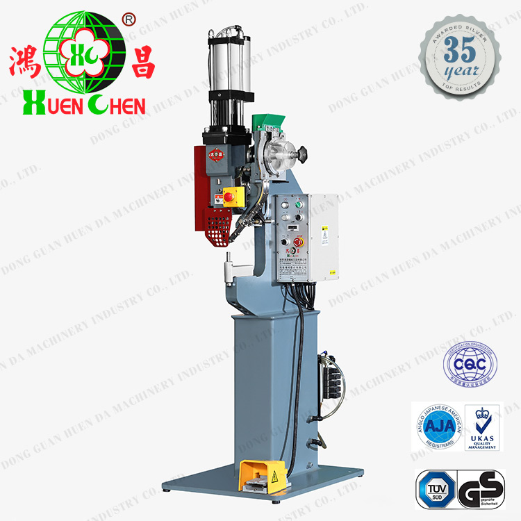 Assembly fastener handrware pneumatic riveting clinching machine