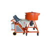 Squirrel electric type cement plastering machine for wall