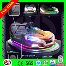 BV proved amusement park outdoor bumper cars italy