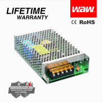 LIFETIME WARRANTY 5V 15A 75W S-75-5 DC Switching Power Supply LED power supply
