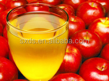 Chinese foodstuff glass bottle apple concentrate juice