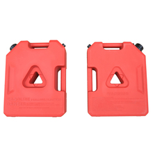 Plastic fuel or petrol jerry can for sale (1/2/3/5/8Gal available)