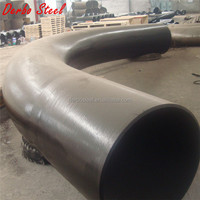 seamless carbon steel factory hot induction Bend
