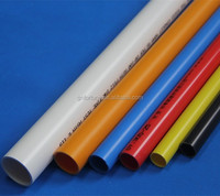 upvc conduit pipe flexible duct hose wire cable