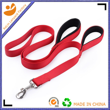 Factory Direct Sale Dog Leash Extra Long Lead with 2 Dual Padded Handle Pet Leash