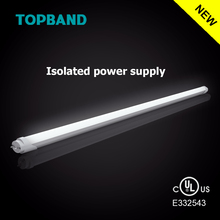 UL/DLC Listed Type A+B Direct replacement 4FT 18W T8 LED tube 1200mm