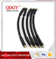 1/8 size sae j1401 standard approved Hydraulic Rubber Brake Hose