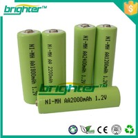 aa nimh 600mah 1.2v battery with mini segway from china alibaba