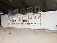 20 and 40 feet tank container/portable petrol station/ container gas filling station