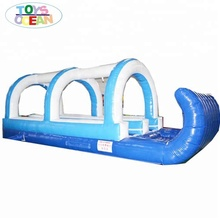 crazy <strong>inflatables</strong> single water slide and popular <strong>inflatable</strong> water slip n slide