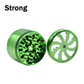 Hot Selling Smoking Accessory Zinc alloy Tobacco Grinder Spice Grinder Herb Grinder