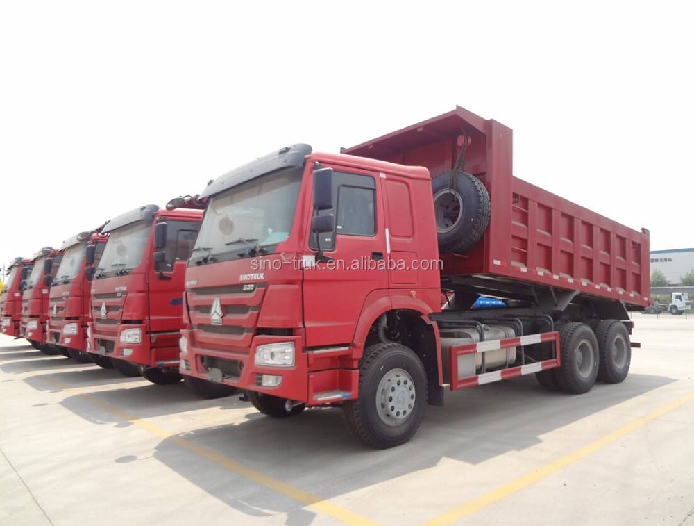 China sinotruck 16 cubic meter 10 wheel dump truck for sale