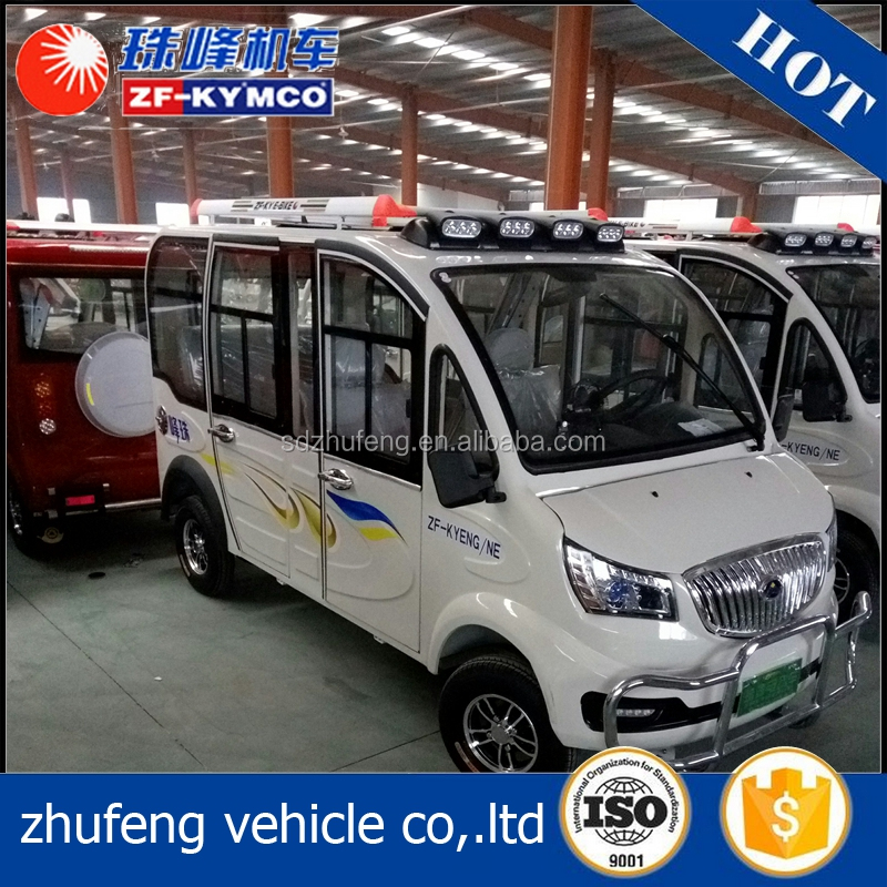 Eco-friendly chinese 4wd electric personal transport vehicle
