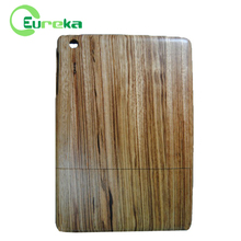 Wholesale engraving genuine wood tablet bumper case for Apple IPad mini