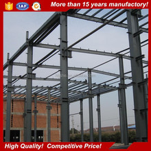 low cost type of steel structures
