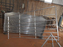 Corral Fence Panels Used for Sheep Feedlot